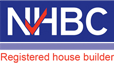 NHBC Logo - R & W Harrison Builders, Leicester
